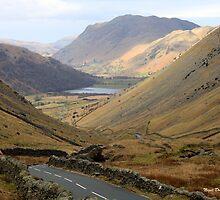 Kirkstone Pass by Nigel Donald