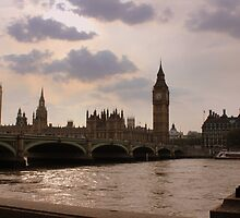 Welcome to London by karina5