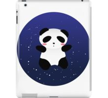 Panda at Night Sky iPad Case/Skin