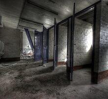 Pick a door, any door by Richard Shepherd