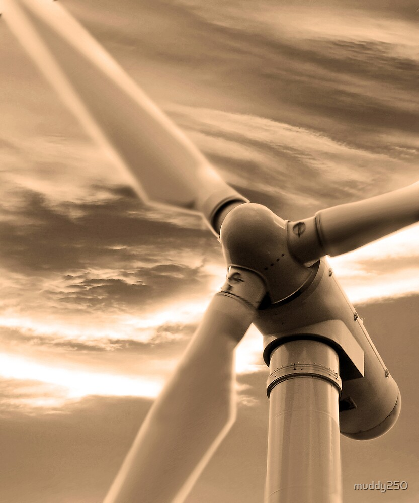 Turbine by Chris Charlesworth