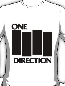 black flag direction T-Shirt