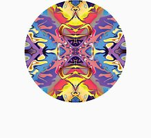 Abstract Colorful Symmetry  Unisex T-Shirt