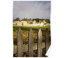 Port Arthur fence Poster