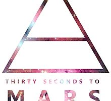 30 Seconds To Mars Universal by BlueBeast