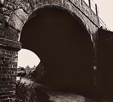 Stonehouse Railway Bridge by Josh Brown