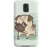 Pug puppy Samsung Galaxy Case/Skin