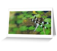 Double Winged... Greeting Card