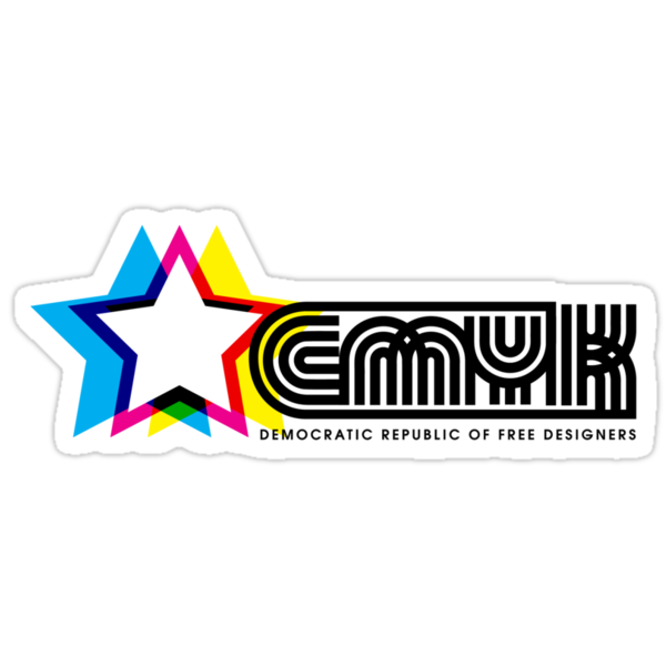 CMYK Republic by Charlize Cape