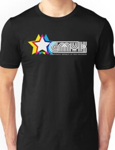 CMYK Republic (Dark) Unisex T-Shirt