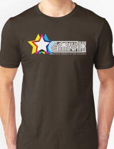 CMYK Republic (Dark) T-Shirt