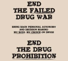 End the Prohibition T-Shirt