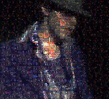 Johnny Down the Pint at Kooky Karaoke by TimChuma