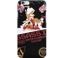 assassins creed 3 nes iPhone Case/Skin