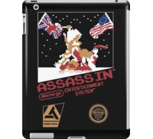 assassins creed 3 nes iPad Case/Skin