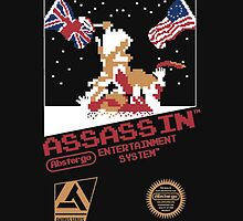 assassins creed 3 nes by hazyceltics