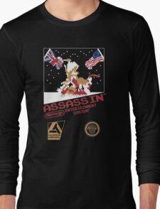 assassins creed 3 nes Long Sleeve T-Shirt