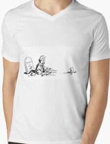 Appreciation Mens V-Neck T-Shirt