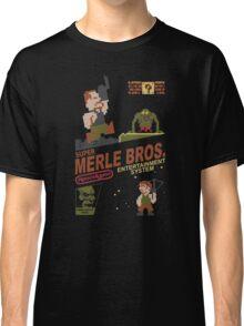 walking dead nes Classic T-Shirt