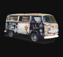Hippie Van Kids Clothes
