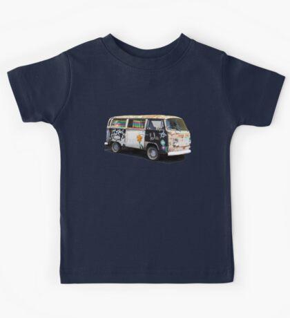 Hippie Van Kids Tee