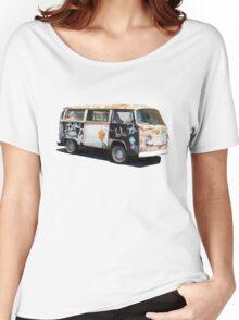Hippie Van Women's Relaxed Fit T-Shirt