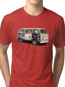 Hippie Van Tri-blend T-Shirt