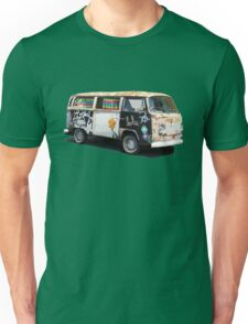 Hippie Van Unisex T-Shirt
