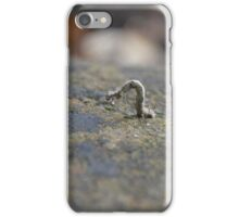 Unexpected Caterpillar iPhone Case/Skin