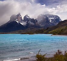 Los Cuernos by Krys Bailey