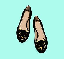 kitty flats by PINKGEEKSPROJ