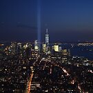 Tribute in Light by Paul Gibbons