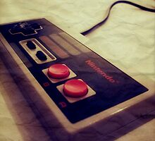NES Controller by frasergiles