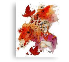 """I'm a leaf on the wind - Hoban """"Wash"""" Washburne Canvas Print"""