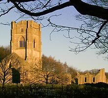 Fountains Abbey by Glen Allen