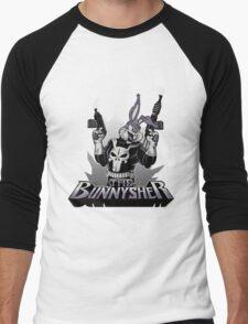 THE BUNNYSHER Men's Baseball ¾ T-Shirt