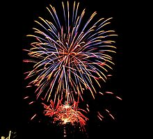 Fireworks by DimondImages
