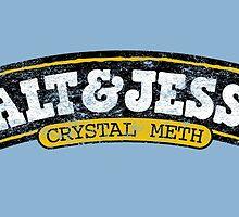 Walt & Jesse's (Vintage) by DrRoger