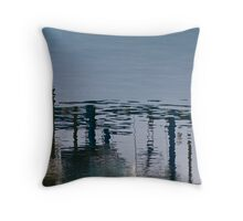 Freeport View Redux 3 Throw Pillow