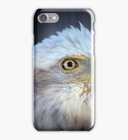 Fontana Eagle Portrait 2 iPhone Case/Skin