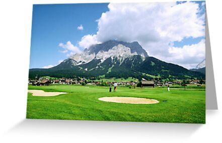 Zugspitze Arena by kevin smith  skystudiohawaii