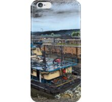 The Barge iPhone Case/Skin