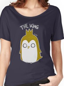 The Pinguin King Women's Relaxed Fit T-Shirt