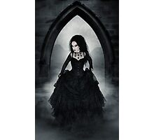 Lady Amaranth 1 Photographic Print