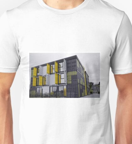 Dundee Container Office Riverside Unisex T-Shirt