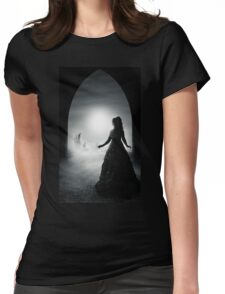 Lady Amaranth 2 Womens Fitted T-Shirt