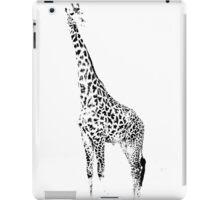 Giraffe Masai Mara Kenya iPad Case/Skin