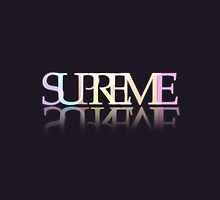 Supreme by alwaays