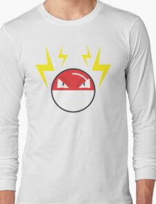 Voltorb Long Sleeve T-Shirt