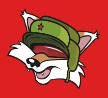 Fuchsarmee red army by juutin